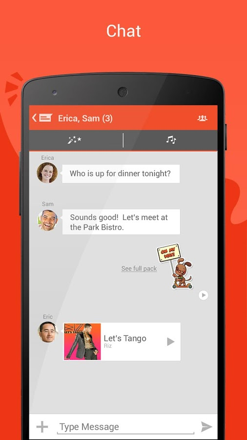 tango app for iphone the 5 best messaging apps for android 2810