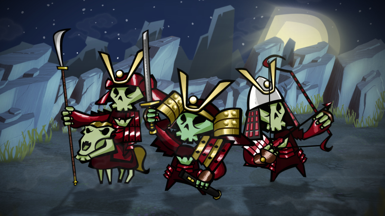 Skulls Of The Shogun Released For Android