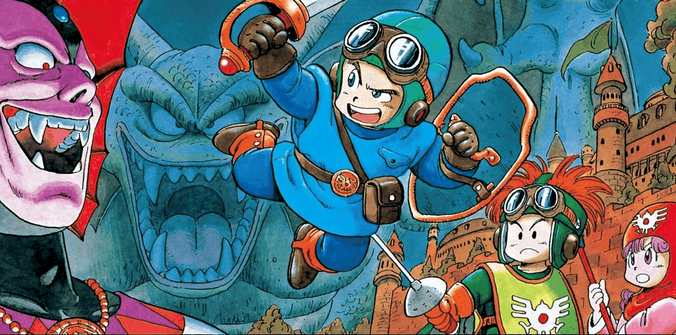 Dragon Quest II Released For iOS and Android