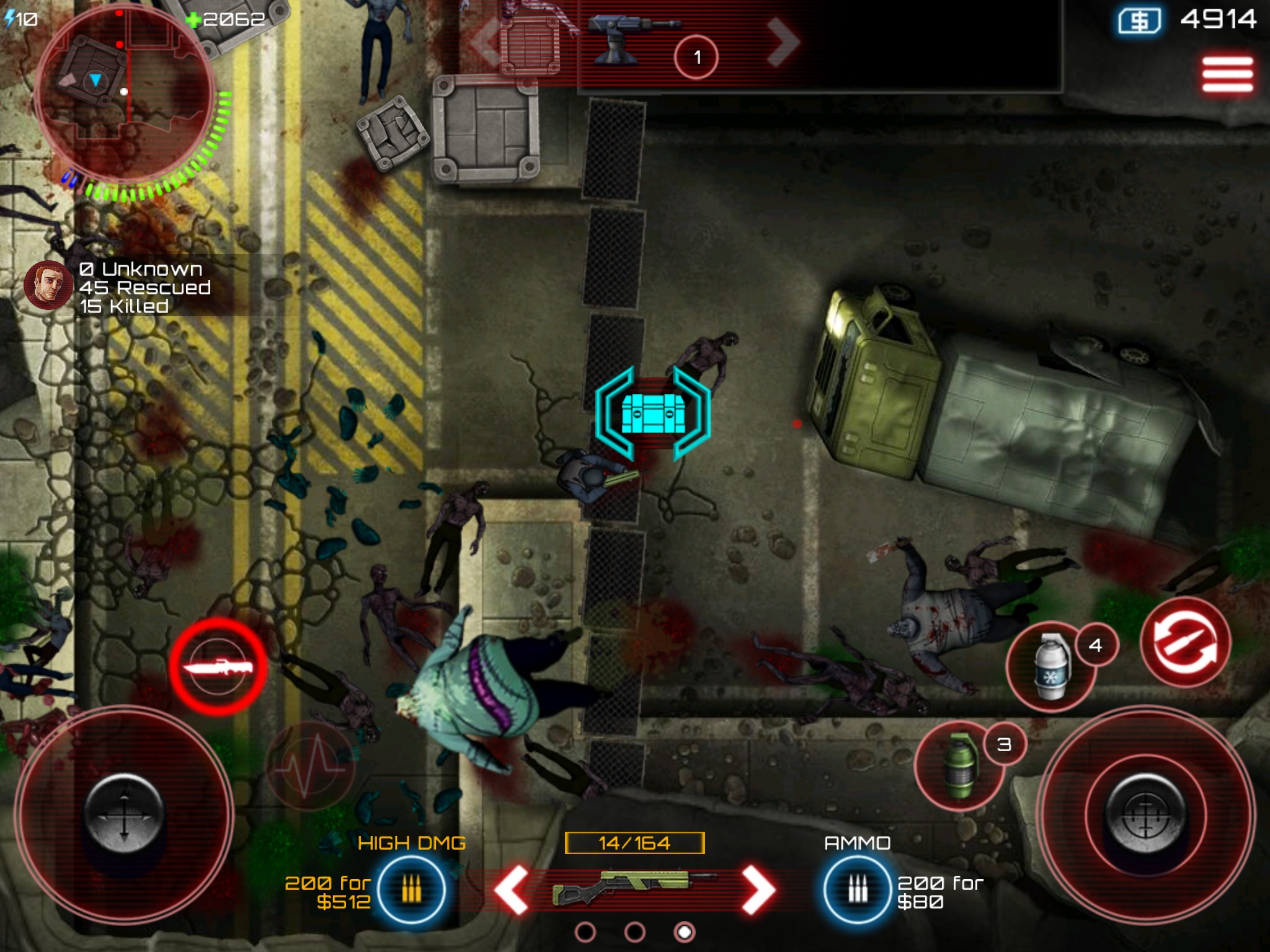 zombi assault