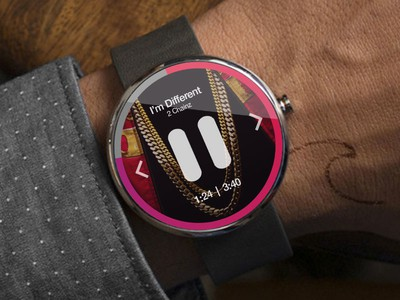 Android Wear Beats Music