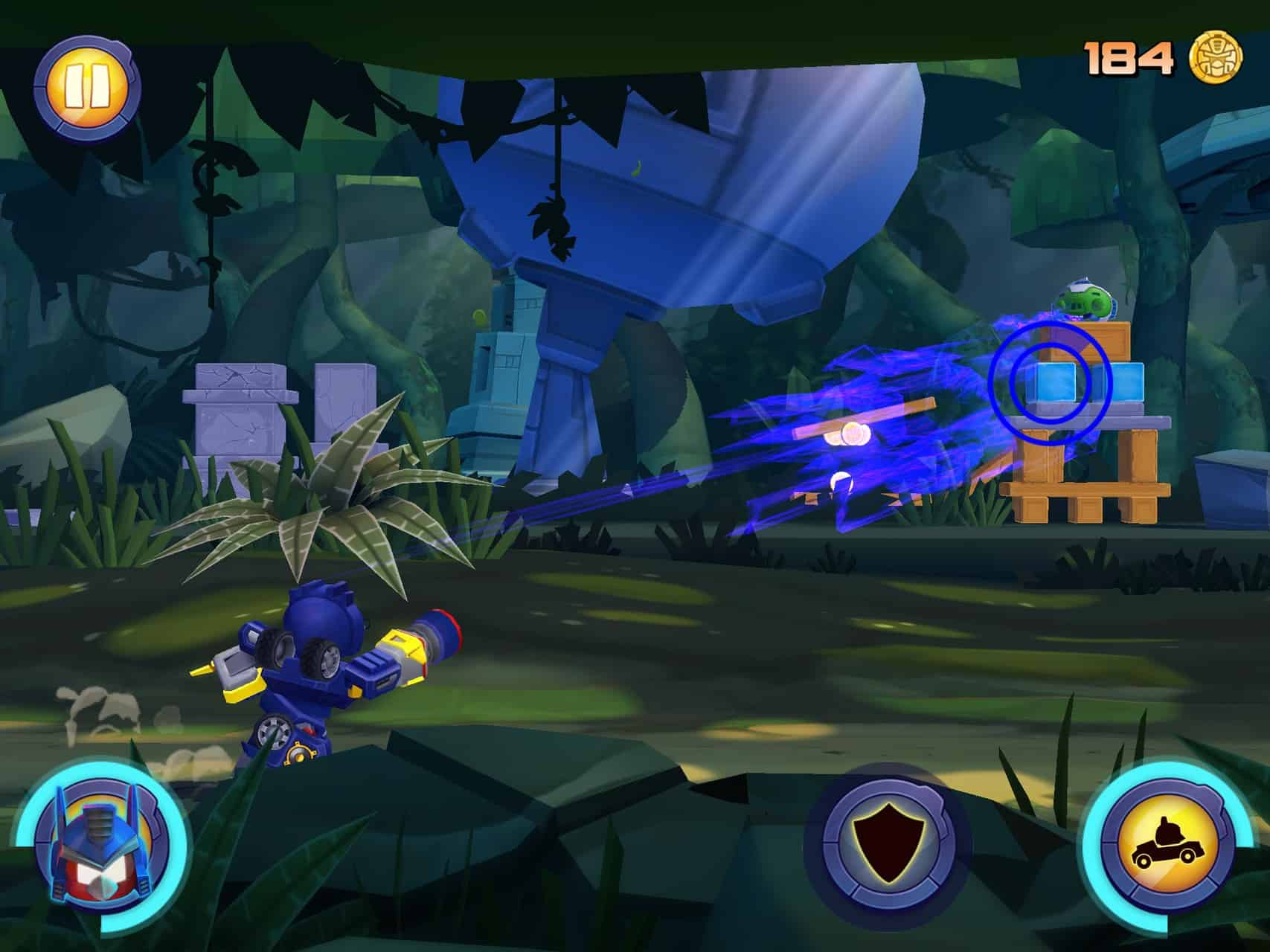 Angry Birds: Transformers - Seven Tips for Success