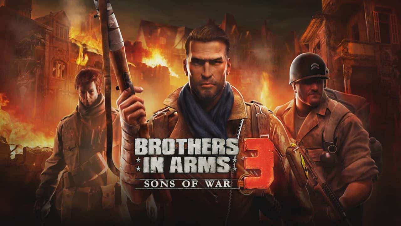 review] brothers in arms 3: sons of war