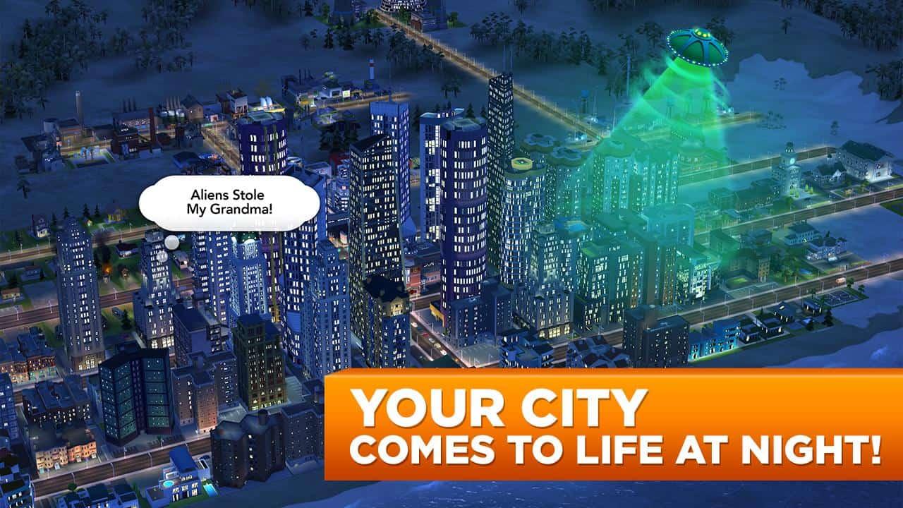 Simcity Buildit Is Now Available Worldwide For Ios And Android