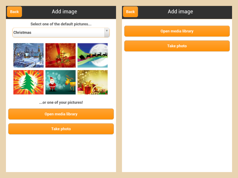 WishSimply Lists add image