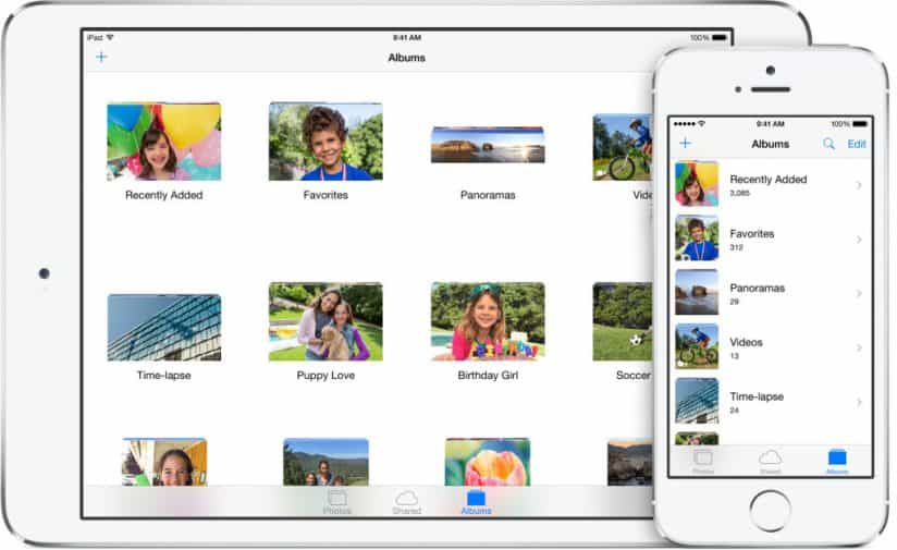 how to delete photo from icloud library