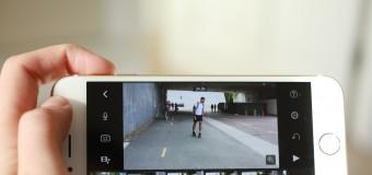 iMovie Slow Motion