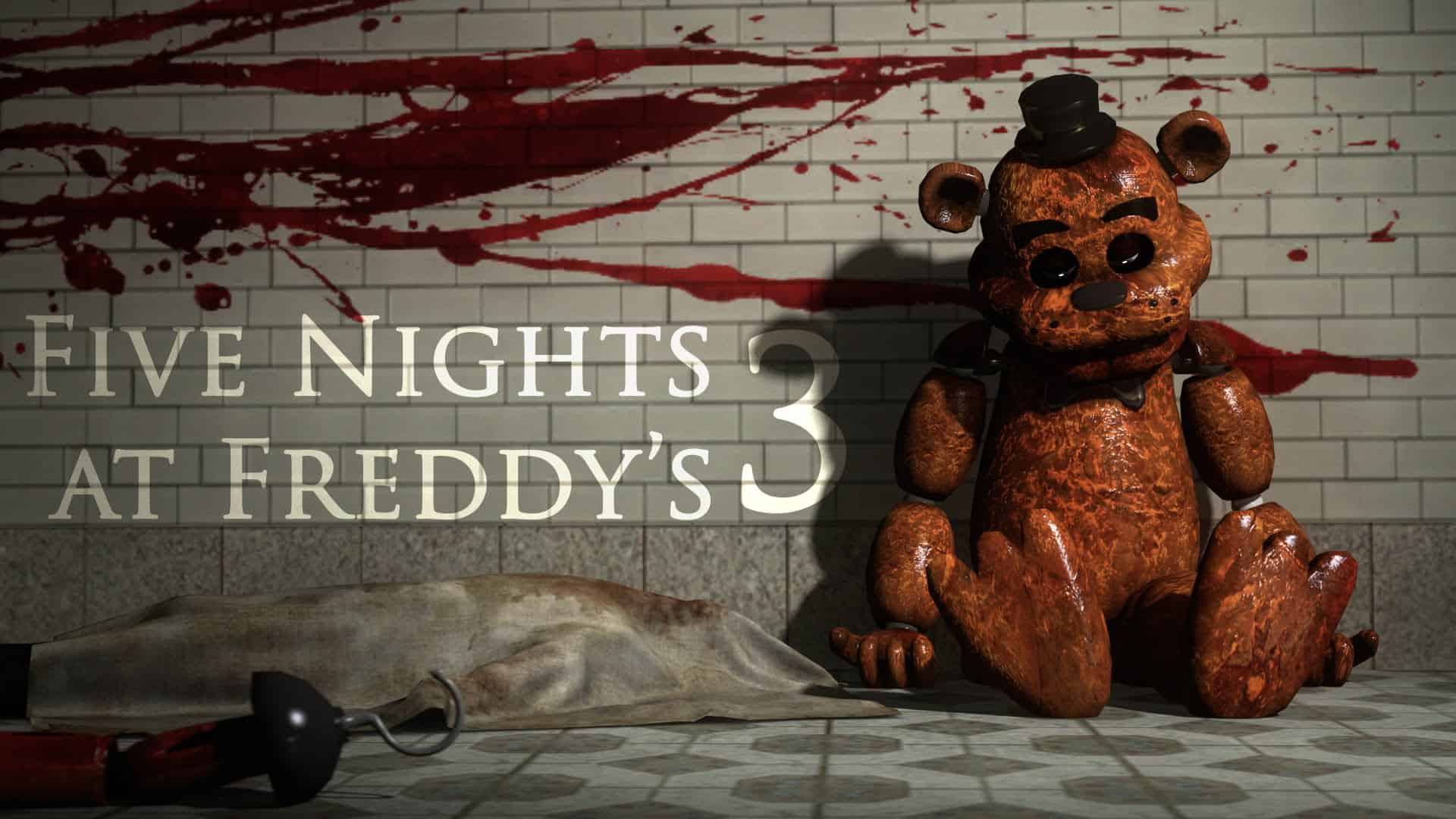 teaser trailer for five nights at freddy s 3 released