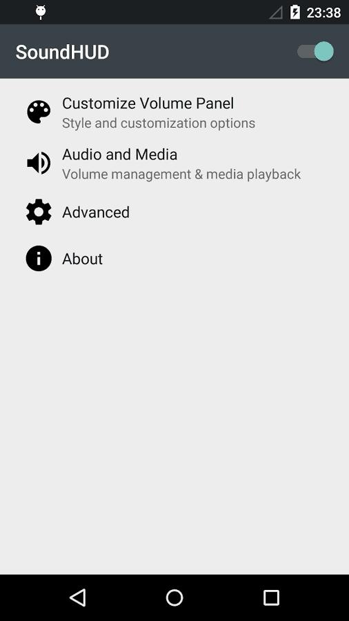 SoundHUD Options