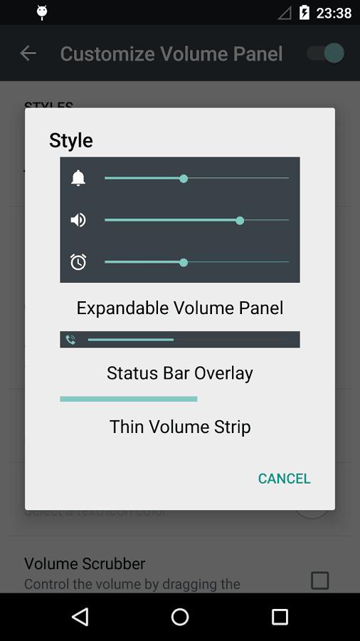 SoundHUD Style