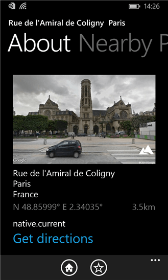 Sygic GPS Navigation app now available for Windows Phone