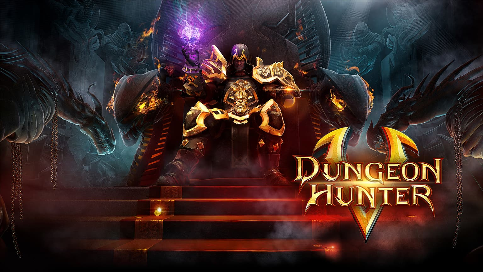 First Look At Dungeon Hunter 5 By Gameloft