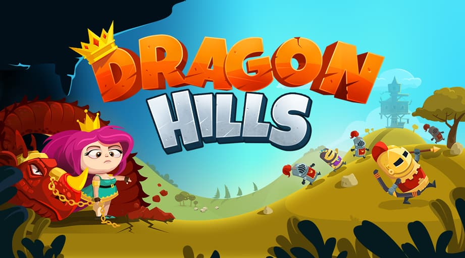 Colorful 2d Side Scroller Dragon Hills Is Out On Android