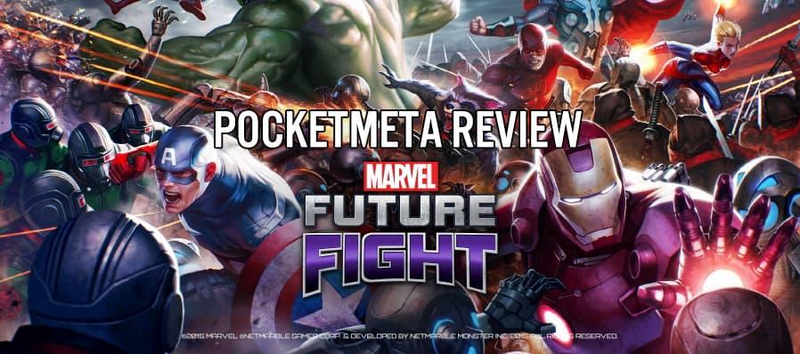 Marvel Future Fight Review - Avengers Assemble