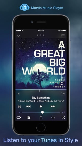 Marvis Music Player For Ios Is Beautiful And Fresh