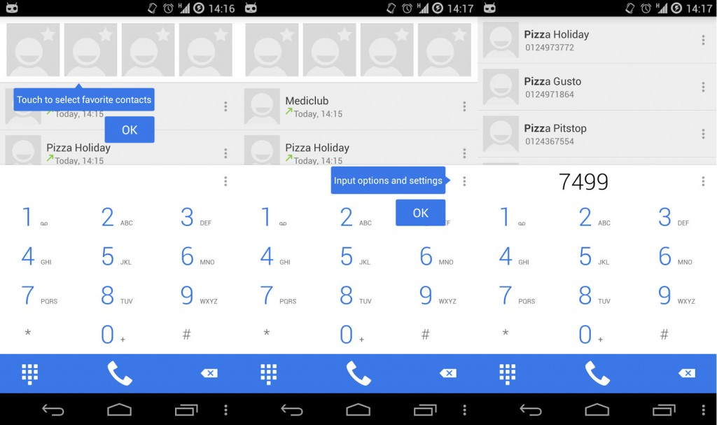Reactiv Phone Dialer