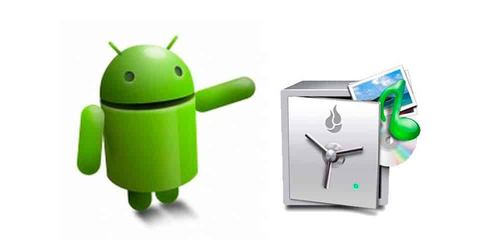 Backup and restore app data android