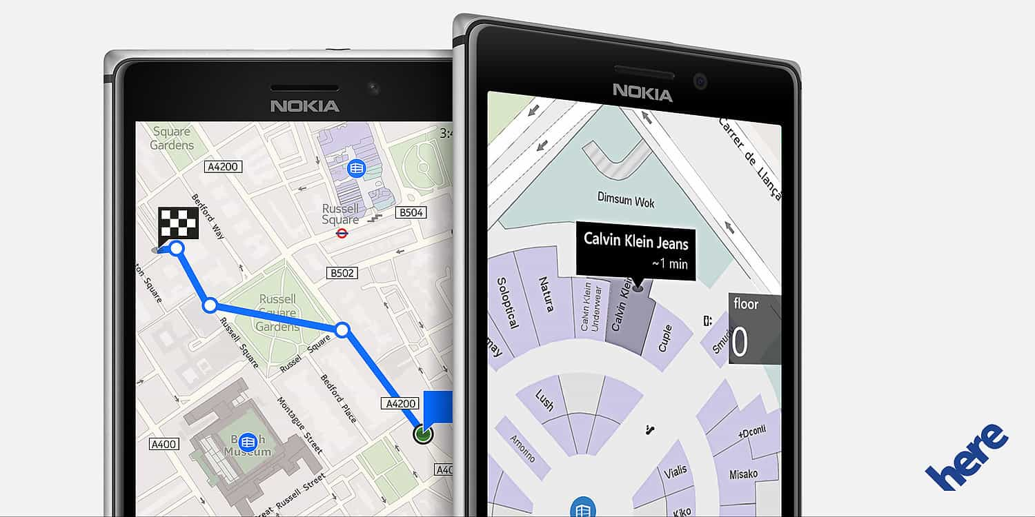 Nokia HERE Maps for Android, iOS and Windows Phone gets a ...