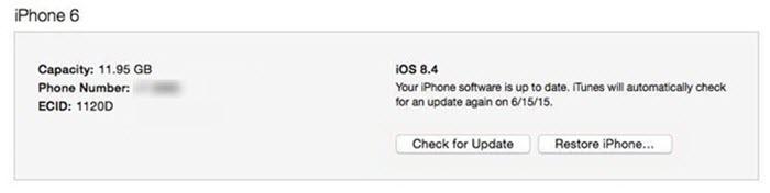 Installing iOS GM 9