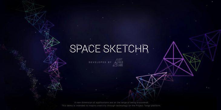 Space Sketchr