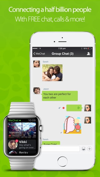 WeChat for iOS