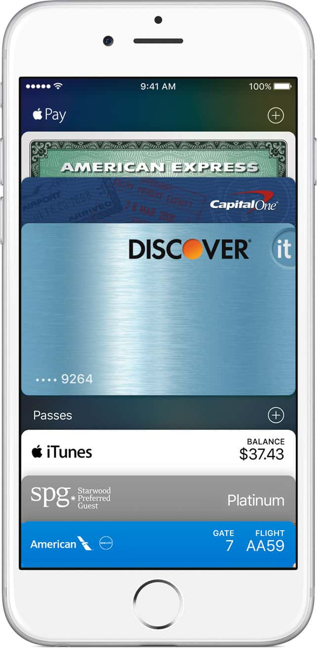 Apple Pay - Wallet