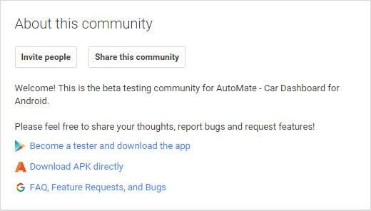 AutoMate Google+ Community