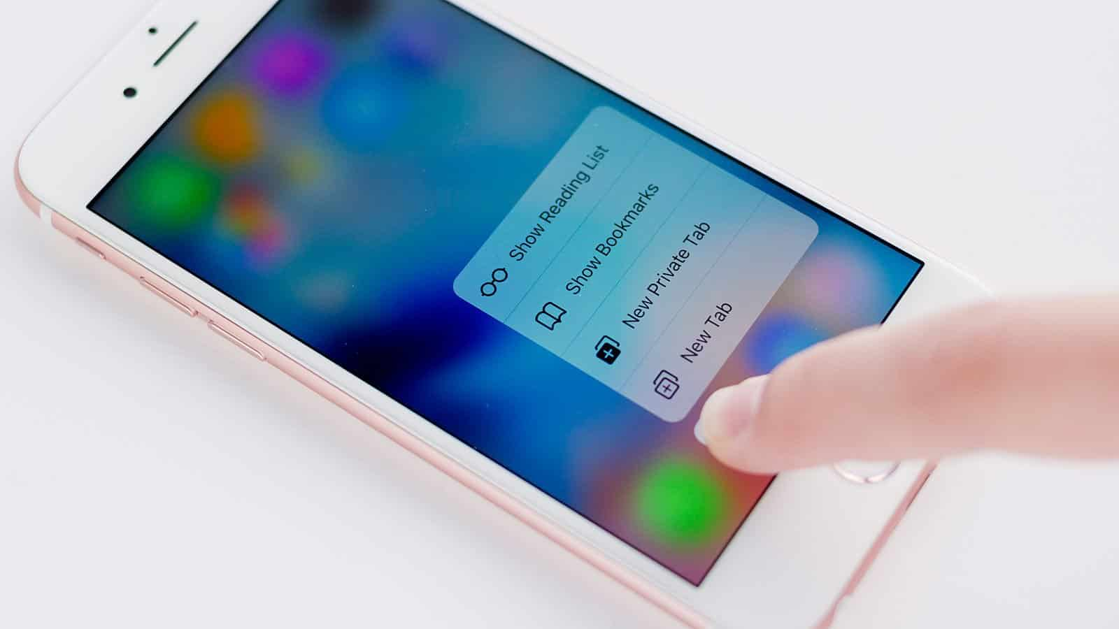 11 popular apps with support for the iphone 6s and 6s plus '3d touch
