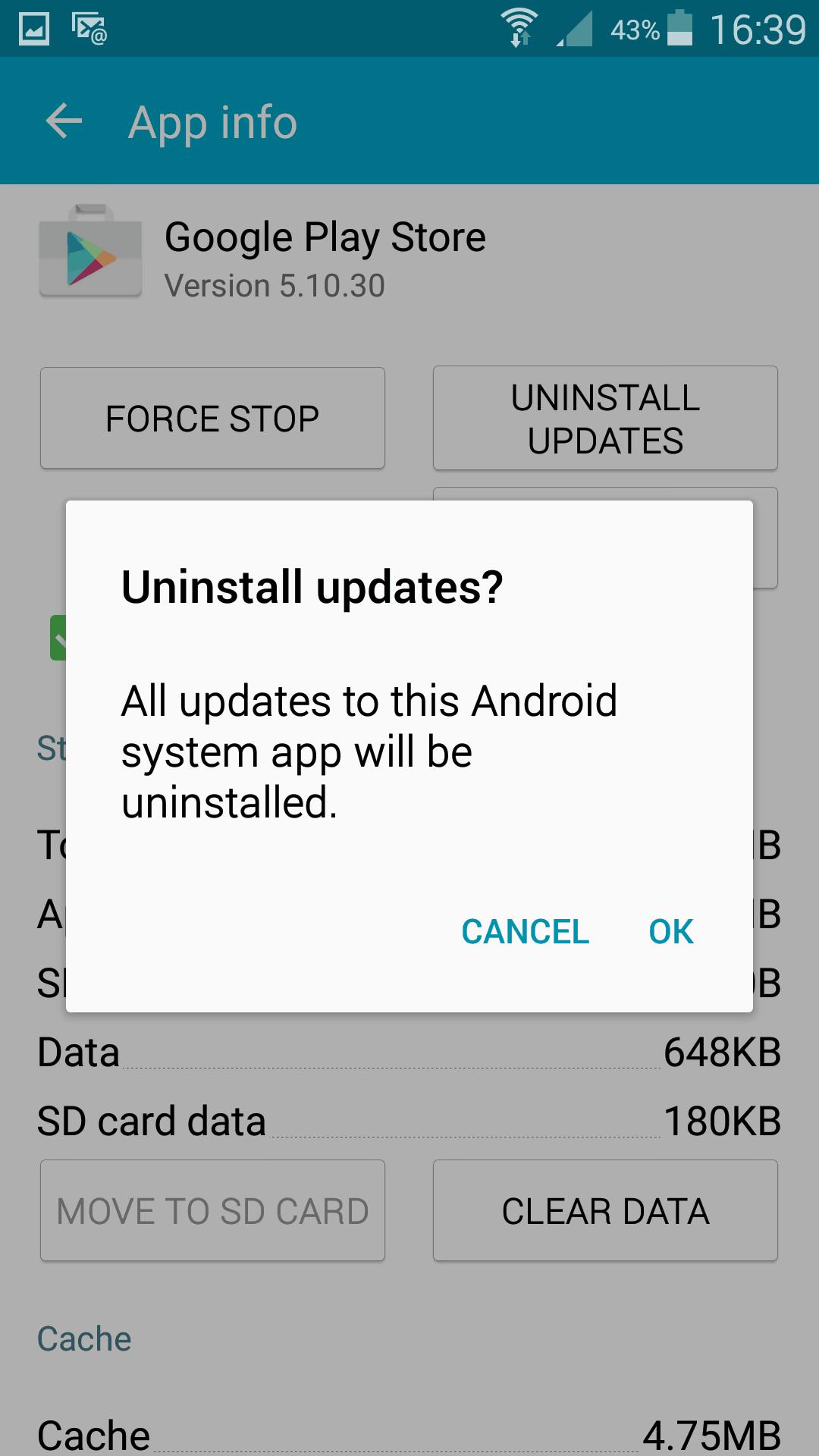 Install Google Play Store Apk