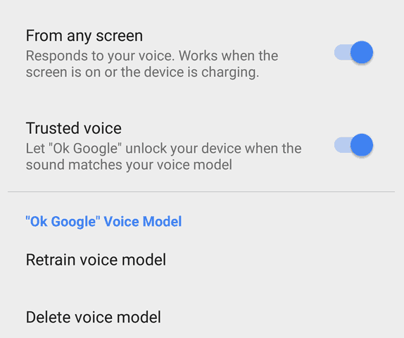 How To: Unlock your phone with your voice via OK Google