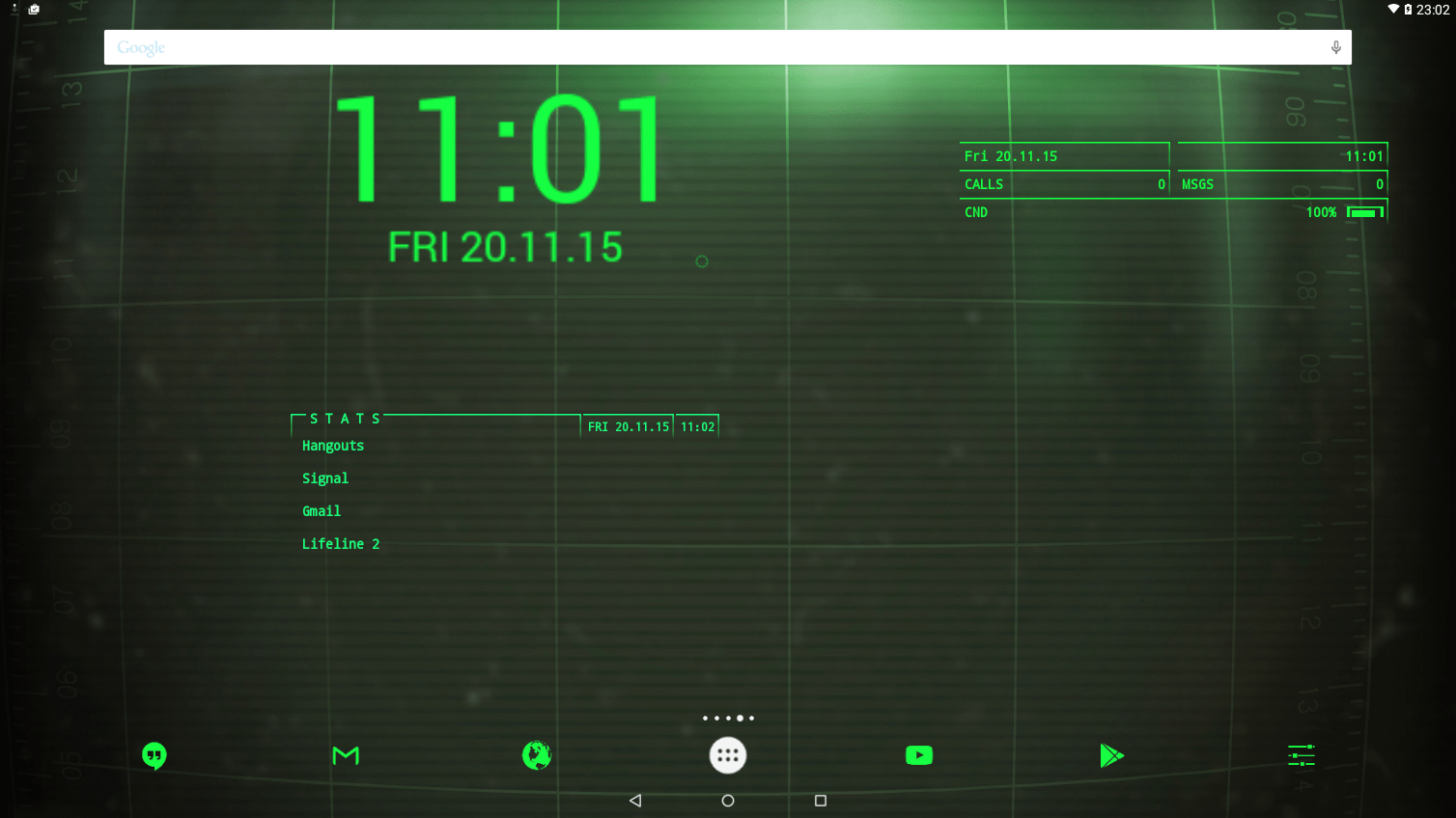 Fallout Fans Can Turn Their Android Devices Into a Pip-Boy 3000