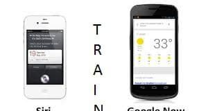 Train Now + Siri