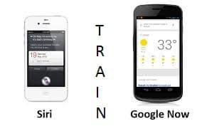 Train Now + Siri
