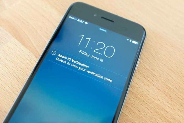 Apple 2-Factor Authentication