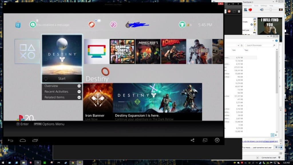Tutorial] Play PS4 games on your PC right now