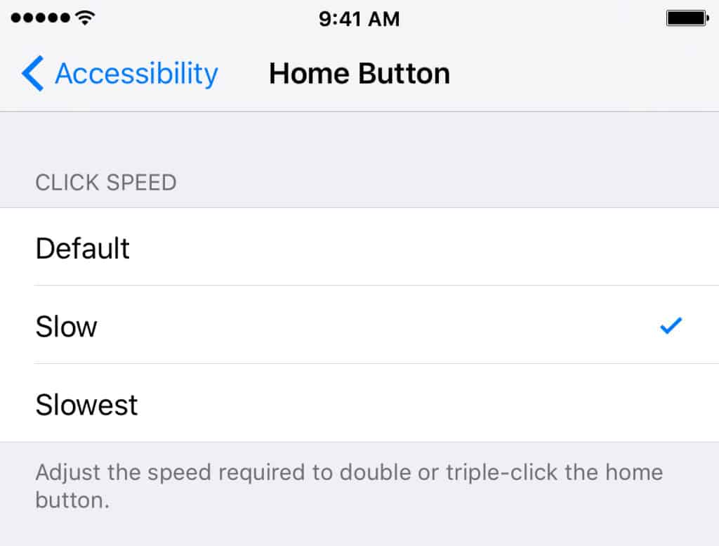 Useful things you can do with your iPhone's Home button