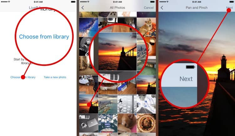 How To: Turn any photo into a Live Wallpaper on iPhone 6s ...