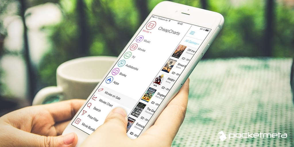 Easily track App Store and iTunes sales and price drops with