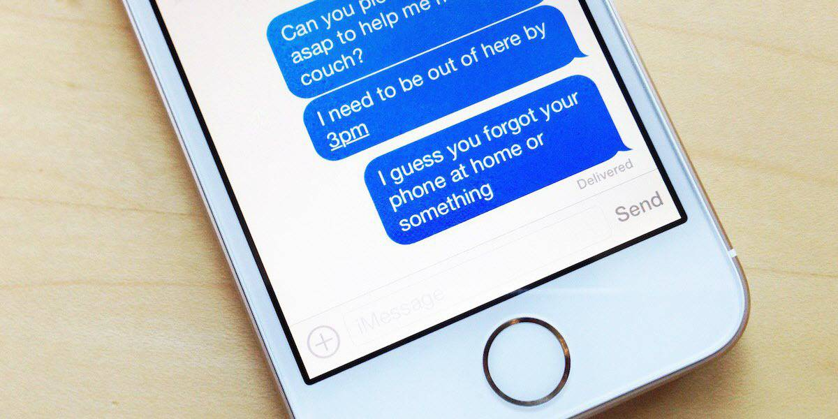 Quick Tip Read Messages On Your Iphone 6s Or 6s Plus