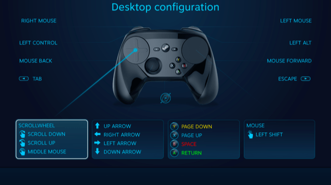 Tutorial] Control your PC with an Xbox, PlayStation, or Steam controller