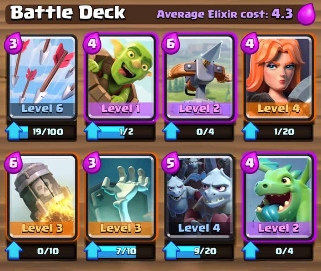 Clash Royale deck tactics for beginners