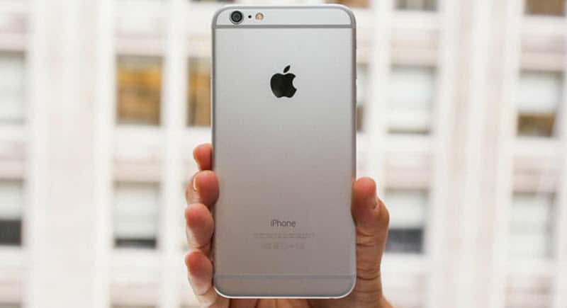 how to find your iphone model number