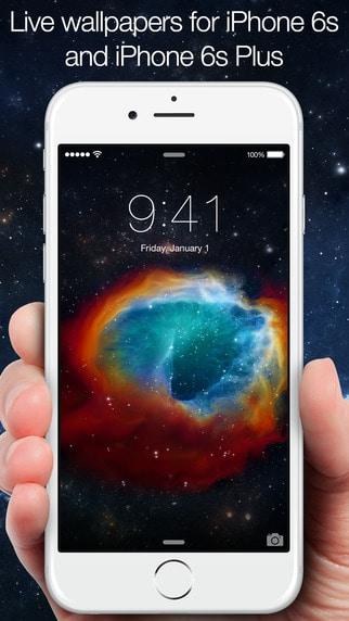 Iphone live wallpaper app free