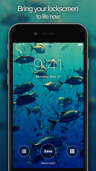 Best iPhone apps offering 3D Touch Live Wallpapers