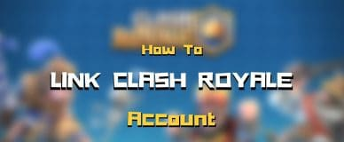 transfer your Clash Royale account