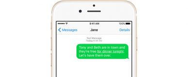 Limit the Messages app and save iPhone storage