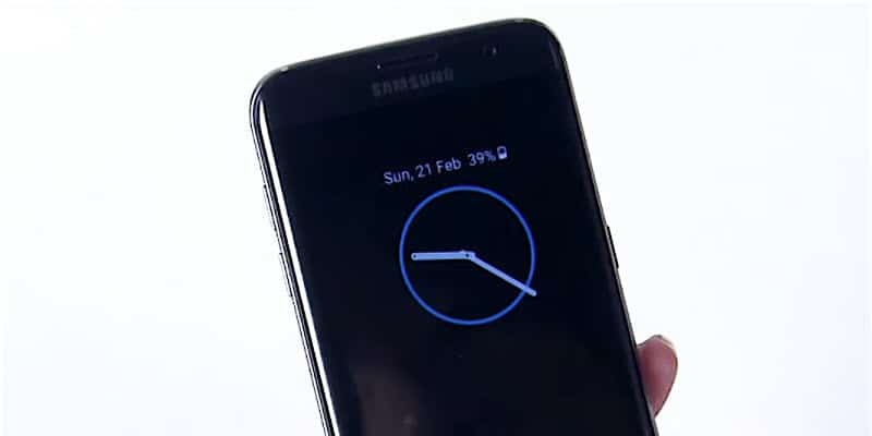 how to move apps on samsung s7