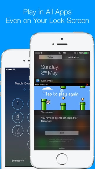 iOS games you can play from the Lock Screen