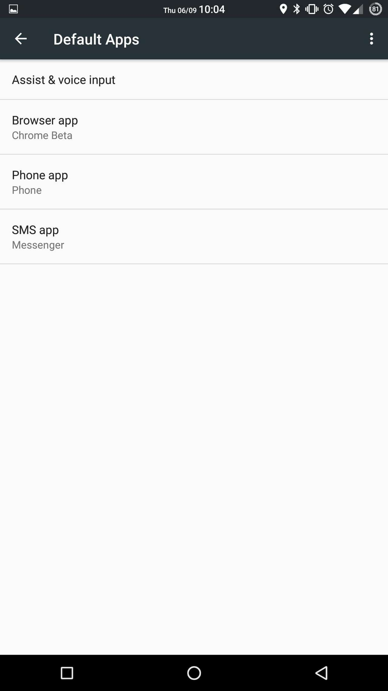 Guide] Send and receive SMS and MMS in Facebook Messenger