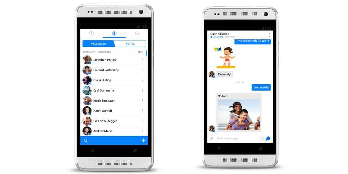 Guide] Send and receive SMS and MMS in Facebook Messenger for Android